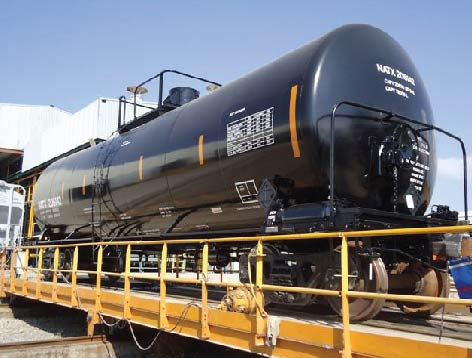 20,500 Gallon Tank Car